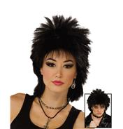 Buy Spikey 1980'S Wig Online